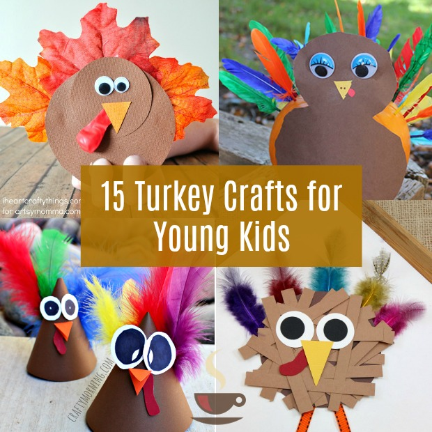 15 Turkey Crafts For Young Kids First Cup To Close